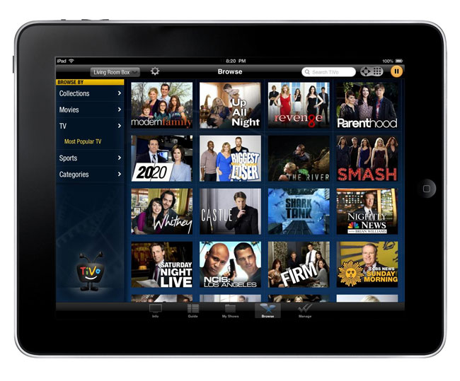 TiVo Android App In Development, iOS App Update Rolls Out