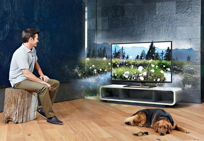 Toshiba 55 inch 3D TV