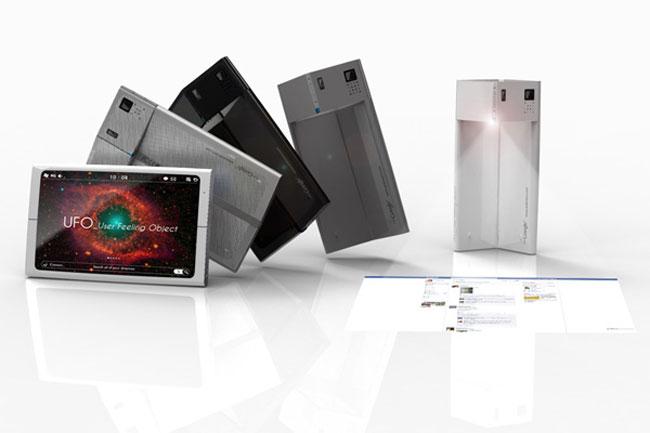 UFO Smartphone Concept