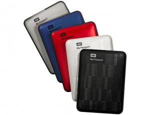 Western Digital 2TB My Passport Portable HDD Announced