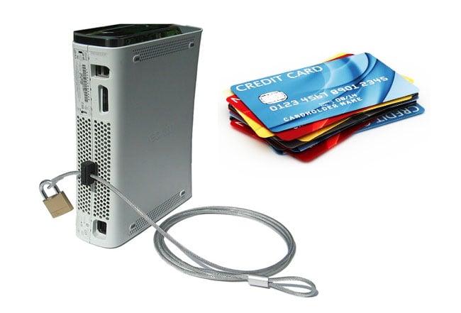 Xbox 360 Credit Card Data