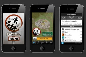 Zombies Run Game Arrives In The App Store (video)