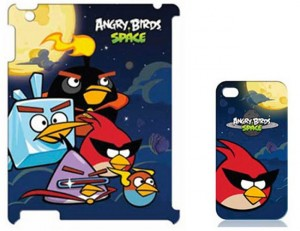 Angry Birds Space iPhone And iPad Cases