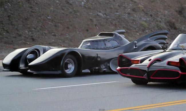 Batmobile Race
