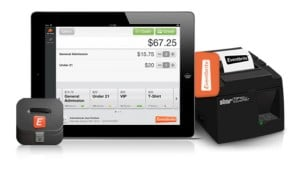 iPad gets new credit card reader from Eventbrite
