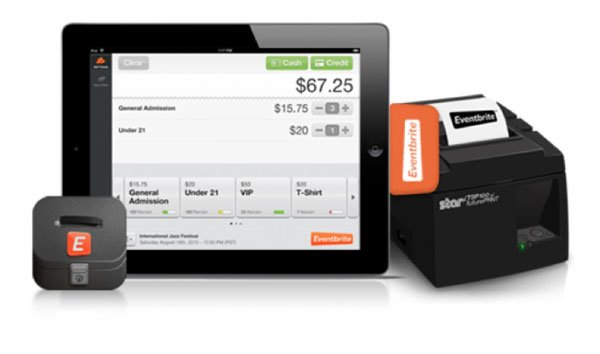 Ipad Gets New Credit Card Reader From Eventbrite Geeky