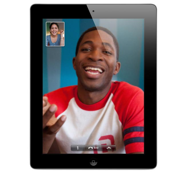 how to get facetime on ipad