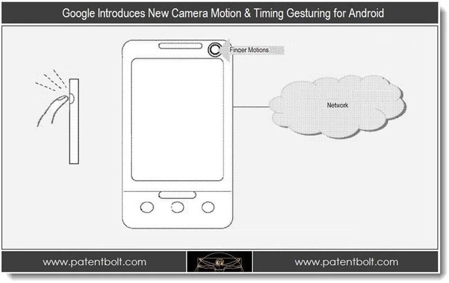 Google Motion Patent