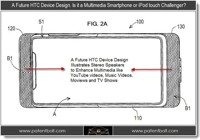 HTC Working On iPod Touch Competitor?