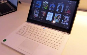 Intel Demos Touchscreen Ultrabook Prototype (Video)
