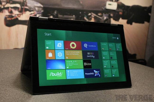Lenovo Windows 8 Tablet