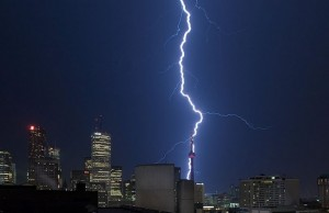 Laser Beams can Control Lightning