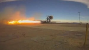 NASA Has A New Rocket Sled