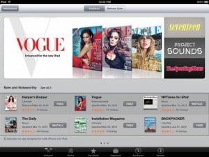 Apple Newsstand Generates $70,000 Daily