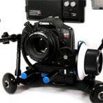 The Revolve, A Portable, Versatile Camera Dolly