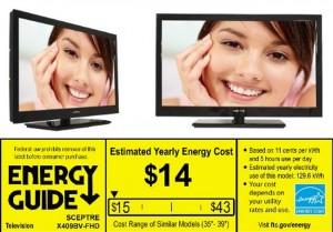 Scepter Launches Cheap, Green 40-Inch HDTV
