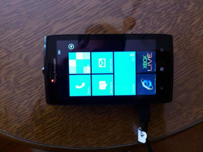 SE Windows Phone