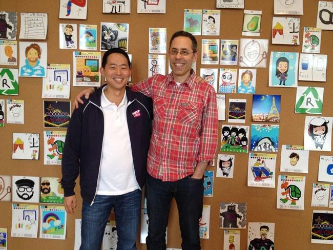 Zynga Buys 'Draw Something' Game Maker OMGPOP