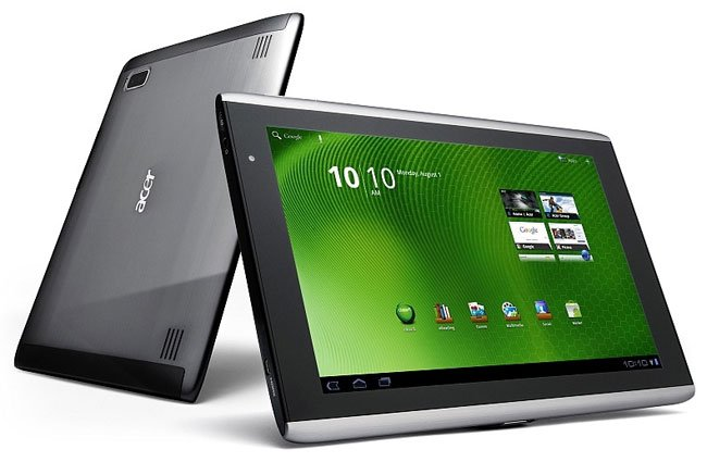 Acer Iconia Tab A500 Gets Android 4.0 Update
