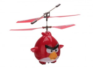 Angry Birds Remote Controlled Helicopter (video)