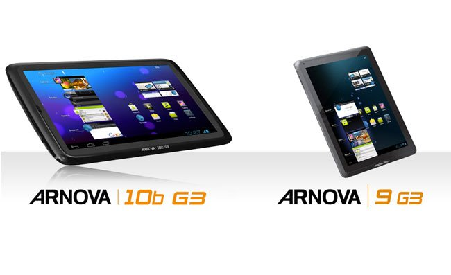 Archos 3G Tablets