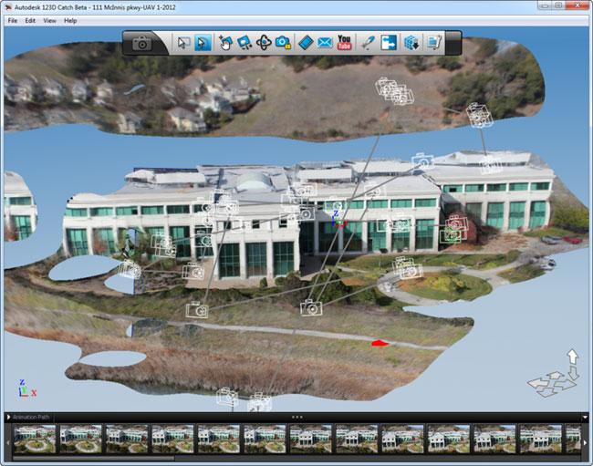 Autodesk 3D HQ
