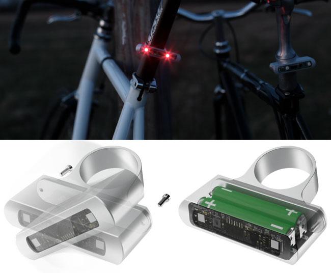 Blink Steady Bike Light