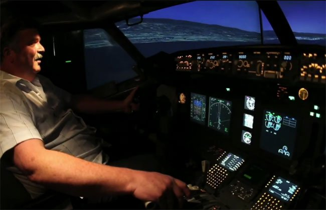 Boeing 737 Flight Simulator DIY