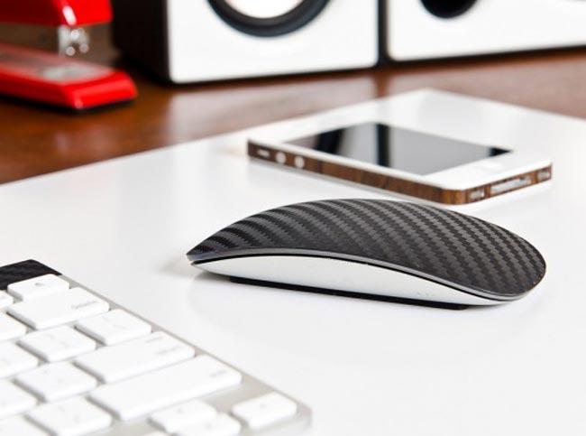 Carbon Fiber Magic Mouse