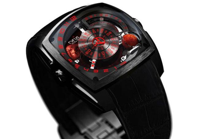 Cyrus Klepcys Mars Watch