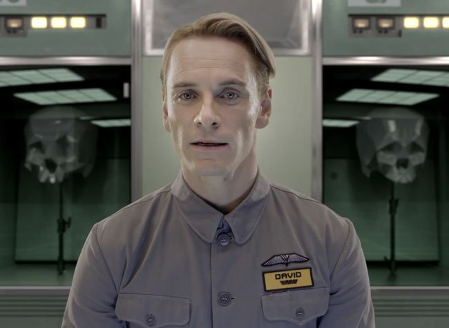 David Prometheus Robot
