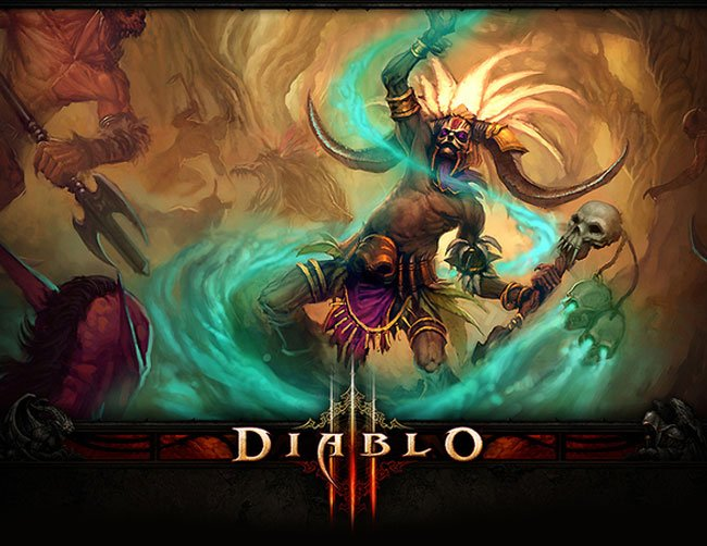 Diablo III Witch Doctor