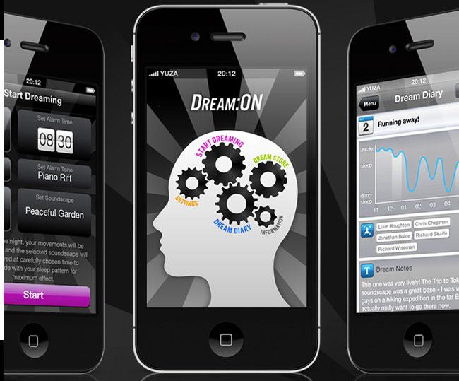 Dream On iOS App