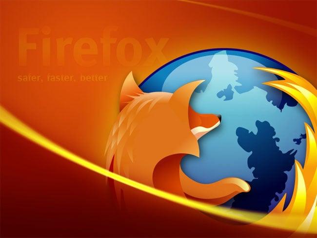 Firefox 12