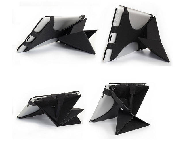 Flip Steady iPad Case And Stand