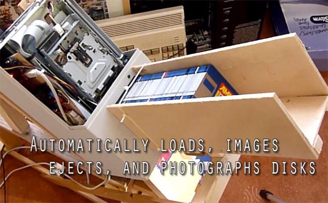 Floppy Disk Archiver