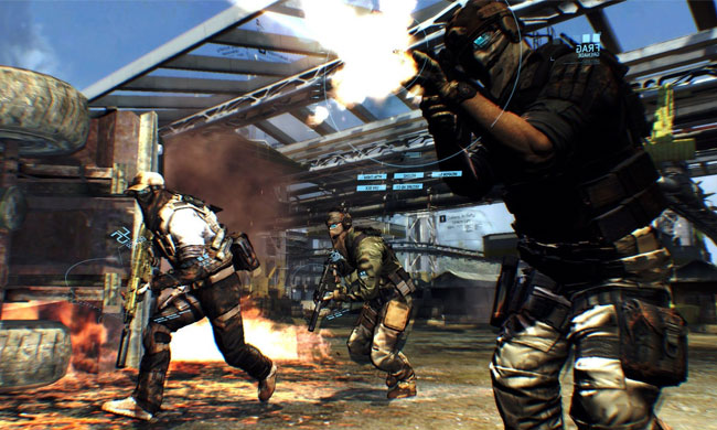 Ghost Recon: Future Soldier multiplayer beta