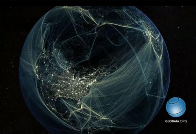 Global Transport Map