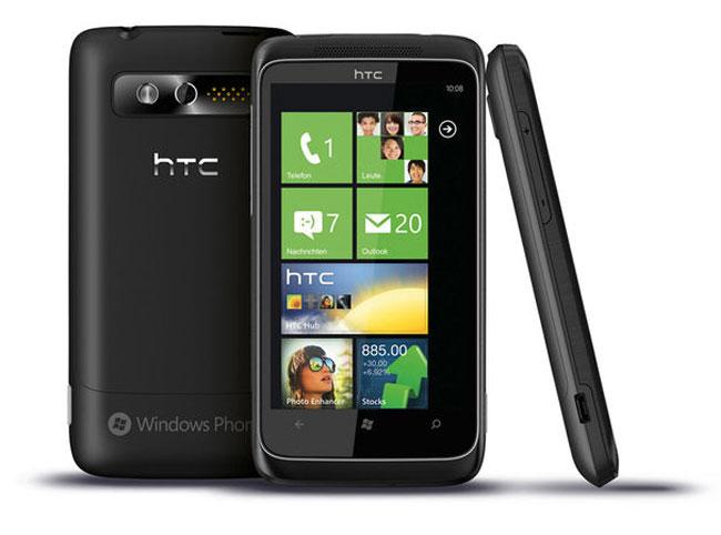 HTC Trophy 8107
