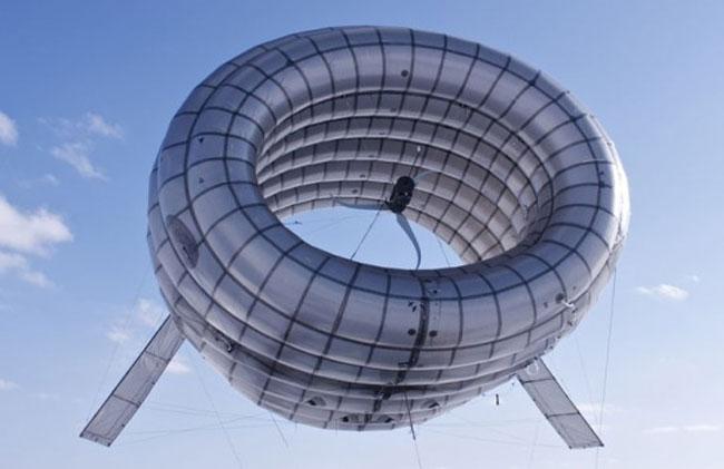 Helium Turbine