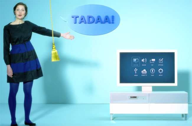 Ikea TV