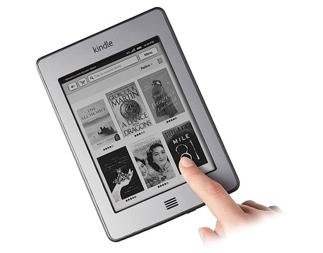 Kindle Touch Update 5.1.0