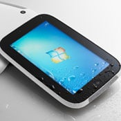 LuvPad WN701 Rugged Windows Tablet Unveiled
