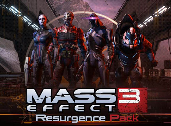 Mass Effect 3 Resurgence Pack