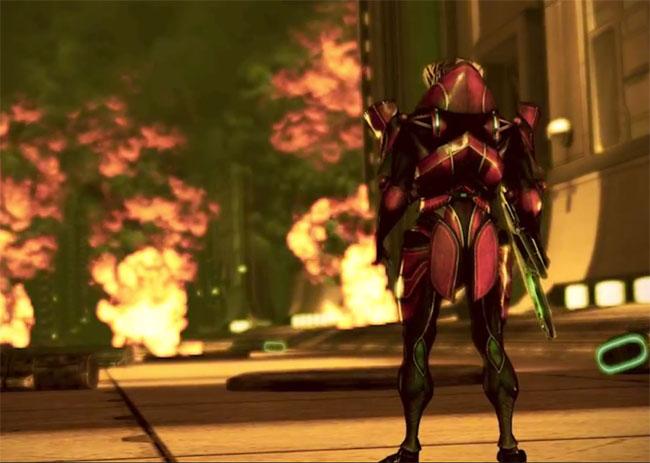 Mass Effect 3 fan Made Trailer