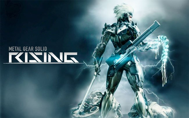 Metal Gear Rising Solid