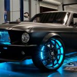Microsoft's Mustang Inside And Customisations Detailed (video)