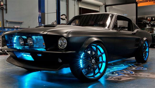 Microsoft Mustang