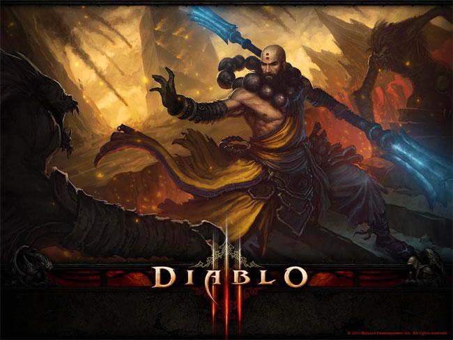 Monk Diablo III