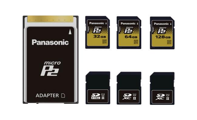 Panasonic MicroP2